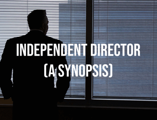 Independent Director- A Synopsis