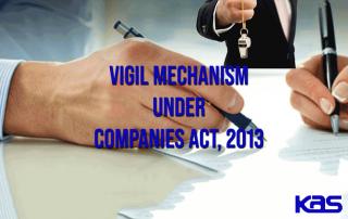 Vigil Mechanism Under Company Act, 2013
