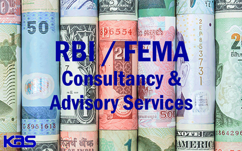 RBI / FEMA Advisory Services in Delhi NCR