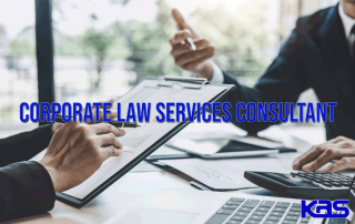 Corporate Law Services Consultant in India